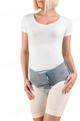 Бандаж для поддержки внутренних органов Алком 2040, цвет серый, размер 4