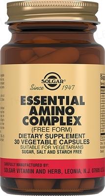 Solgar Комплекс Аминокислот незаменимых, 30 капсул