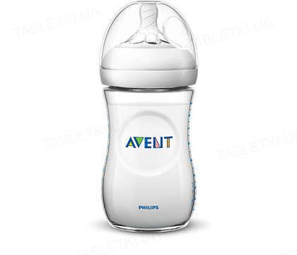 Бутылочка для кормления Philips Avent, Natural 2.0, 260 мл