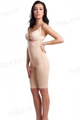 Бандаж женский компрессионный Липоэластик VF comfort, цвет бежевый, размер L
