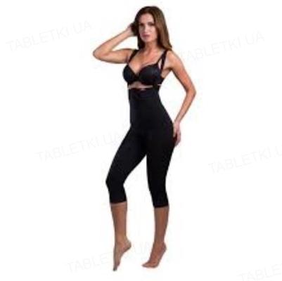 Бандаж женский компрессионный Липоэластик VD special comfort, цвет черный, размер XL