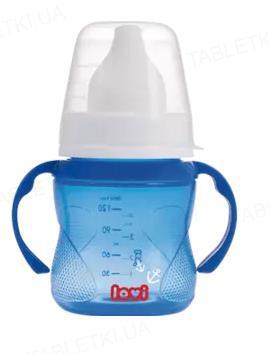 Чашка Lovi Marine, тренировочная, синяя, 35/311, от 6 месяцев, 150 мл