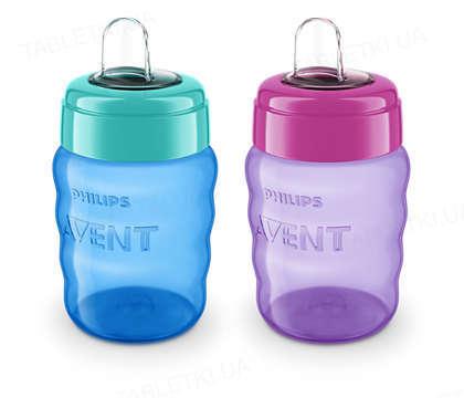 Чашка с мягким носиком Philips Avent SCF553/00, с12 месяцев, 260 мл