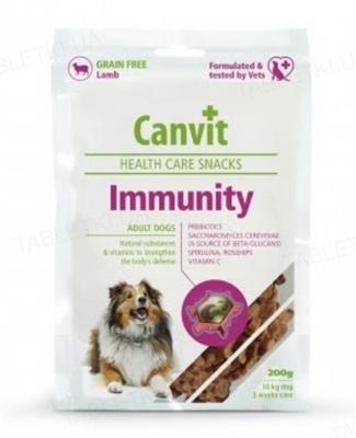 Лакомство для собак Canvit Immunity, 200 г