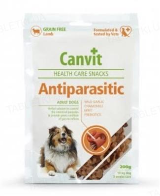 Лакомство для собак Canvit Antiparasitic, 200 г