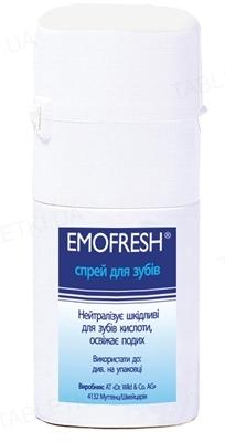 Стоматологический спрей Dr. Wild Emofresh, 15 мл