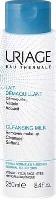 Молочко Uriage Очищение и гигиена, очищающее для демакияжа, 250 мл