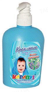 Крем-мыло Карапуз Фитокомплекс, 400 мл