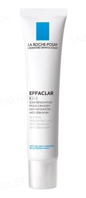Засіб для обличчя La Roche-Posay Effaclar К відновлення та догляд за комбінованою і жирною шкірою, 30 мл