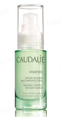 Сыворотка Caudalie Vinopure Контроль недостатков проблемной кожи лица, 30 мл