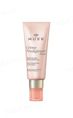 Крем Nuxe Рrodigieuse boost мультикоррект для лица, для нормальной и сухой кожи, 40 мл