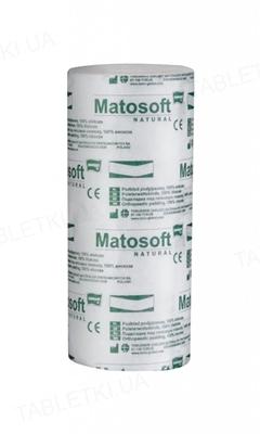 Подкладка под гипсовый бинт Matopat Matosoft Natural нестерильная 20 см x 3 м, 1 штука