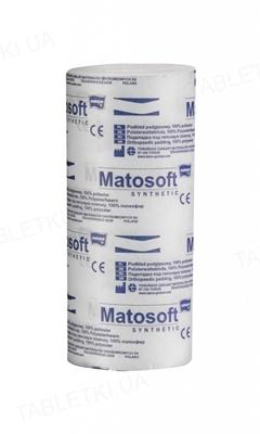 Подкладка под гипсовый бинт Matopat Matosoft Synthetic нестерильная 10 см х 3 м, 1 штука