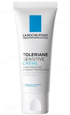 Крем для обличчя La Roche-Posay Toleriane пребіотичний, зволожуючий, для захисту і заспокоєння шкіри,  40 мл