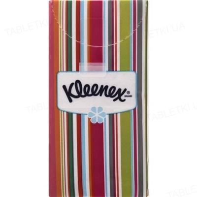 Хусточки паперові Kleenex Original білі №10