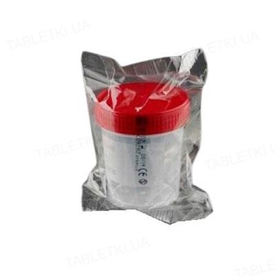 Контейнер для мочи Avanti medical 120 мл стерильный, 1 штука