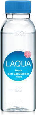 Вода для запивания лекарств Лаква, 190 мл
