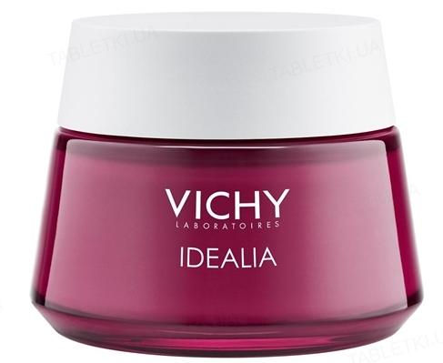 Средство для лица Vichy Idealia восстанавливает гладкость и сияние коже, 50мл