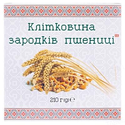 Клетчатка зародышей пшеницы Фармаком, 210 г