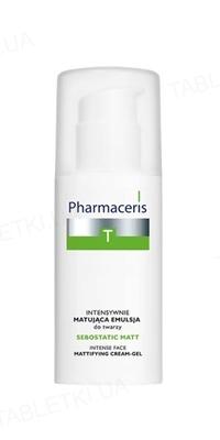 Эмульсия Pharmaceris T Sebostatic Matt интенсивно матирующая для лица, 50 мл