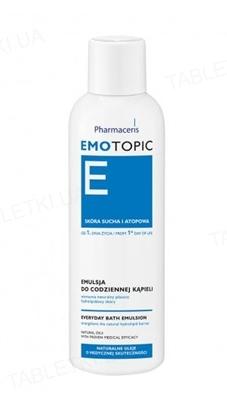 Эмульсия Pharmaceris E Emotopic для ежедневного купания, 200 мл