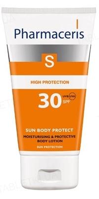 Эмульсия для тела Pharmaceris S увлажняющая защитная SPF 30, 150мл