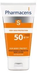 Эмульсия для тела Pharmaceris S увлажняющая защитная SPF 50, 150мл