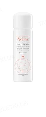 Термальна вода Avene Eau Thermale, 50 мл