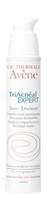 Эмульсия для лица Avene TriAcneal Expert для проблемной кожи склонной к акне, 30 мл
