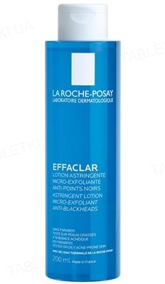 Лосьйон La Roche-Posay Effaclar для очищення і звуження пор, 200 мл