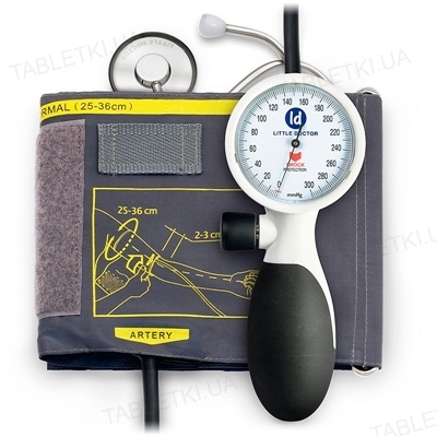 Тонометр Little Doctor LD-91 механический со стетоскопом