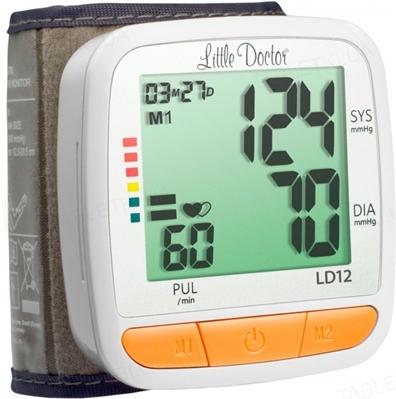 Тонометр Little Doctor LD 12 автоматический на запястье