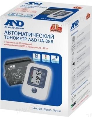 Тонометр AND UA-888Е автоматический