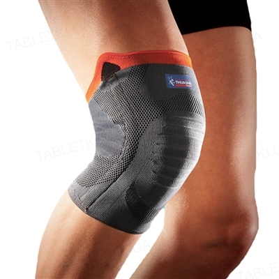 Бандаж на колено Thuasne Sport Reinforced 0354 эластичный с ребрами жесткости, размер XL