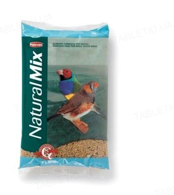 Корм для экзотических птиц, амадинов Padovan NaturalMix Esotici, 1 кг
