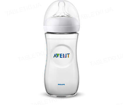 Бутылочка для кормления Philips Avent, Natural 2.0, 330 мл