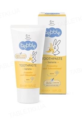 Зубная паста детская Bebble Банан, 50 мл