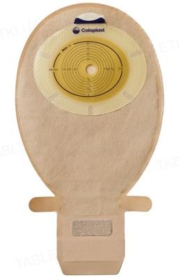 Калоприемник Coloplast 15580 SenSura стомический однокомпонентный, мешок открытый, непрозрачный, отверстие 10-76 мм, 30 штук