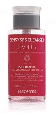 Лосьон Sesderma Sensyses Ovalis очищающий против шелушения и покраснения кожи, 200 мл