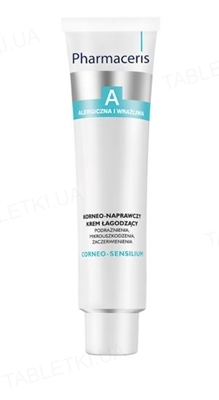 Крем Pharmaceris А Corneo-Sensilium регенерирующий, с успокаивающим эффектом, 75 мл