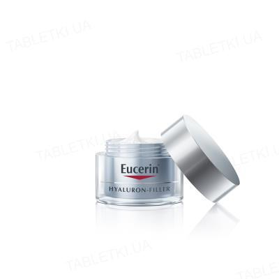 Крем ночной Eucerin Hyaluron-Filler против морщин для всех типов кожи, 50 мл