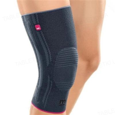 Бандаж на коленный сустав Medi Genumedi с силиконовым кольцом, цвет серый, размер 4