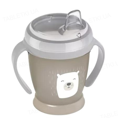 Чашка-непроливайка Lovi Buddy bear Junior, 35/349, 210 мл