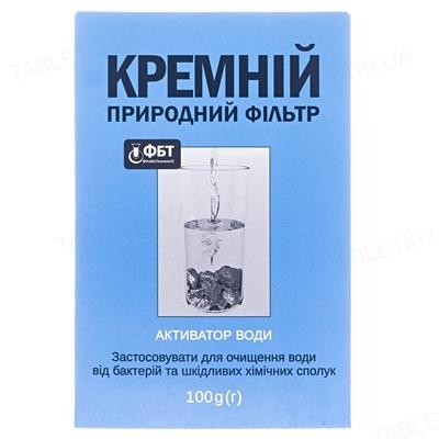 Кремний природный фильтр, активатор воды 100 г