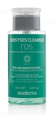 Лосьон Sesderma Sensyses Ros очищающий для чувствительной кожи лица, 200 мл