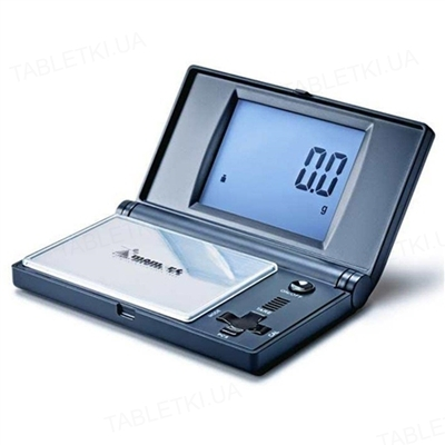 Весы электронные Momert 6000 карманные 0,5 кг