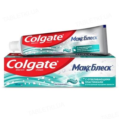 Зубная паста Colgate Макс Блеск, Кристальная мята, 100 мл