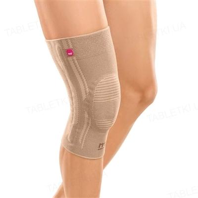 Бандаж на коленный сустав Medi Genumedi с силиконовым кольцом, цвет бежевый, размер 7