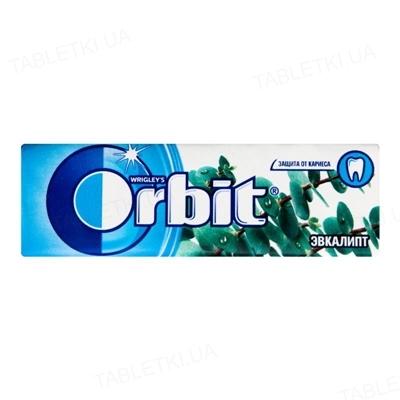 Жувальна гумка Orbit без цукру Евкаліпт, 14 г