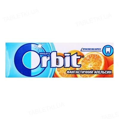 Жувальна гумка Orbit без цукру Фантастичний апельсин, 14 г